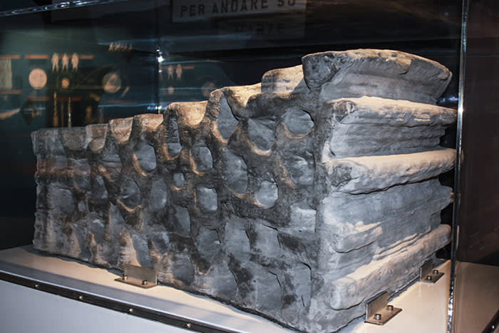 The ESA has 3D-printed a 1.5-tonne demonstration building block with artificial soil based on real lunar samples