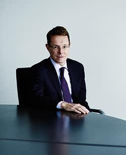 Andy Street, managing director, John Lewis