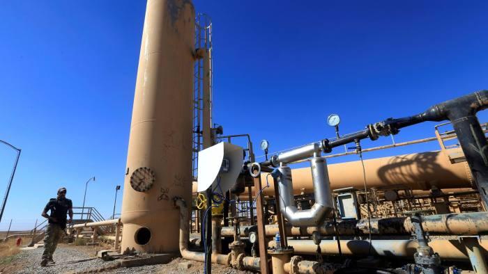 BP strikes deal with Iraq to exploit giant Kirkuk field | Financial