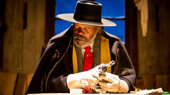 Samuel L Jackson as Major Marquis Warren