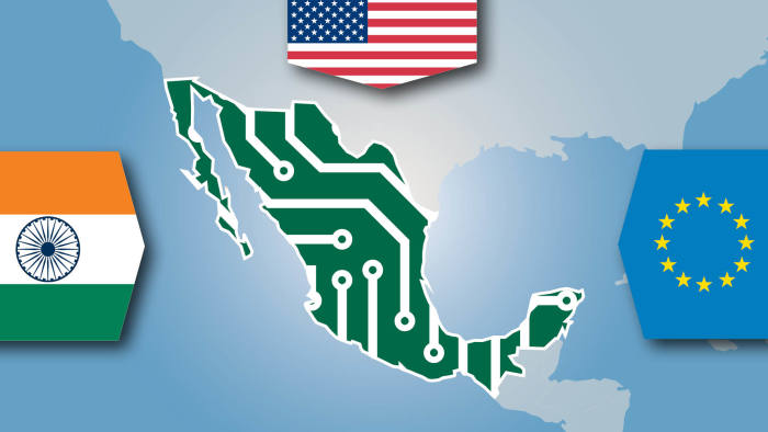 Tech Giants Attracted To Mexico's Silicon Valley In Guadalajara