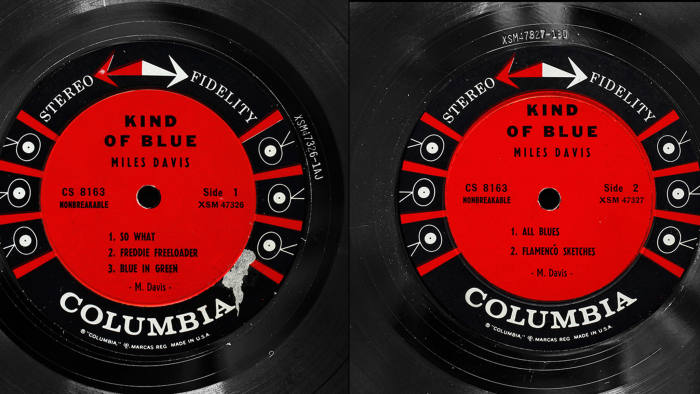 'Kind of Blue' by Miles Davis