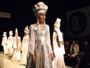 Fashion Week in Bishkek