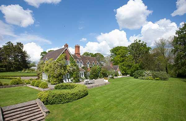 Welcombe Manor