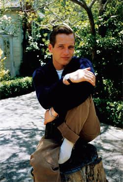 Paul Newman in 1957