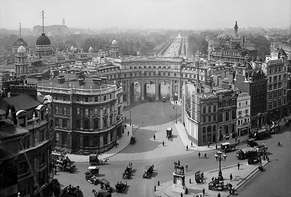 Admiralty Arch, 1923