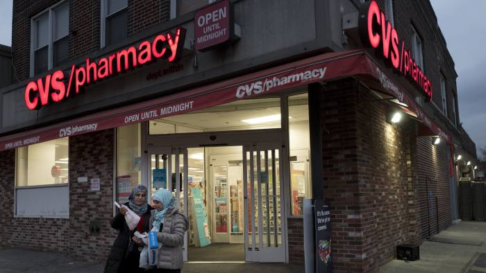 CVS Health to buy Aetna for $69bn | Financial Times