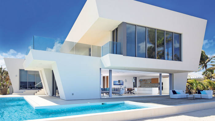 Camden House, a four-bedroom home on Grand Cayman, $6.85m