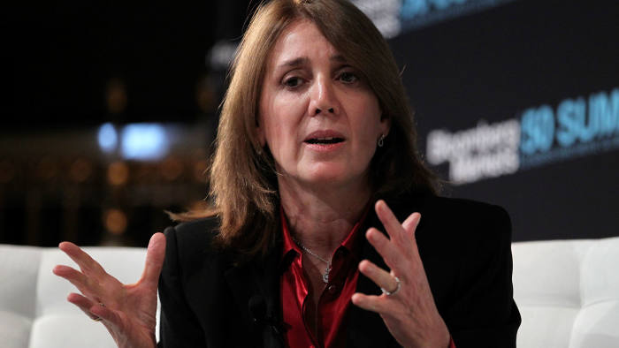 Google chief financial officer Ruth Porat said 'significant growth in YouTube revenues' was a highlight in the quarter