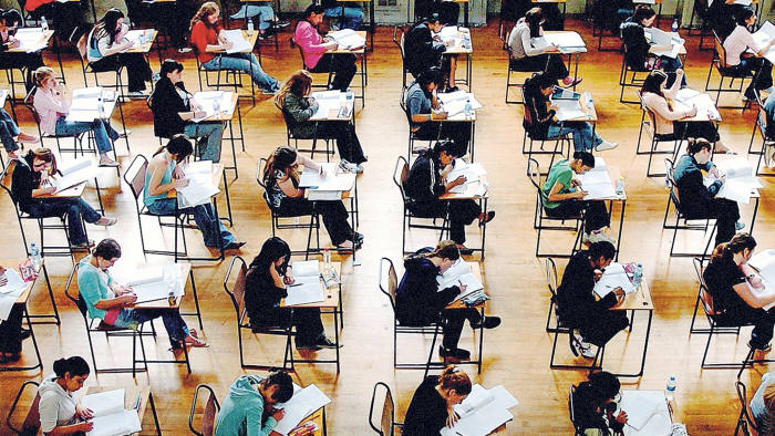 Exams in progress. MSPs will be told today 10/06/2005  that the country's national exams body has sorted out the problems which led to the fiasco of 2000