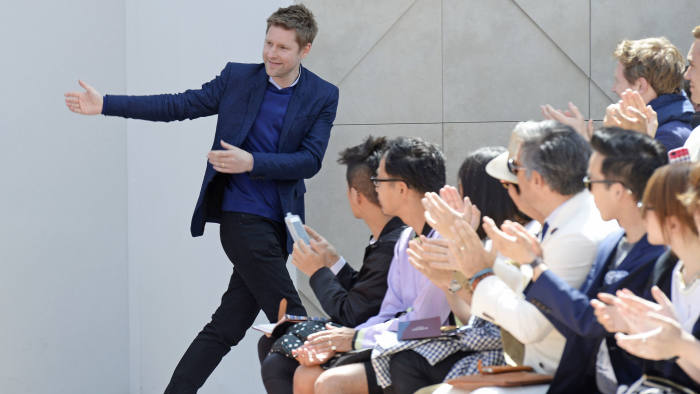 e67dab75f9cd Burberry s chief designer and ex-CEO Christopher Bailey to quit ...
