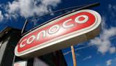 Conoco service station