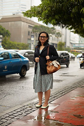 Ayu Rahadianty, who cannot afford to buy a home near her office