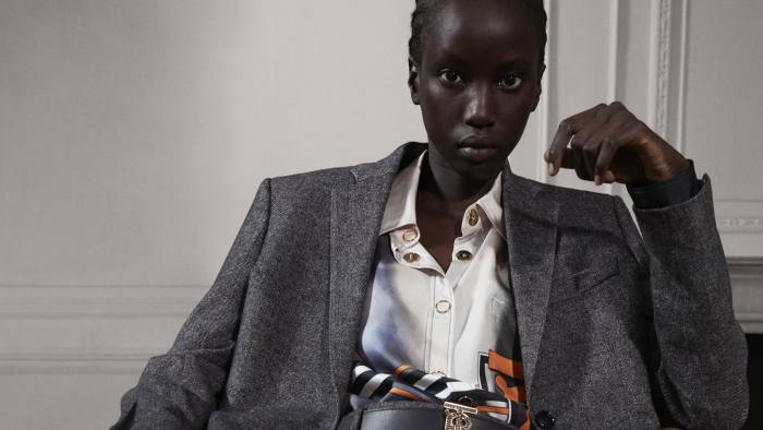 602be296ccbf Check again  Riccardo Tisci unveils part two of his Burberry rebrand ...