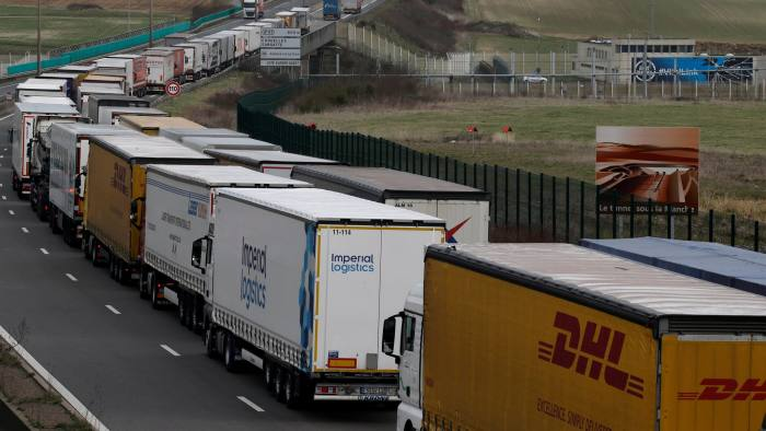 Companies say Brussels must help boost green truck production