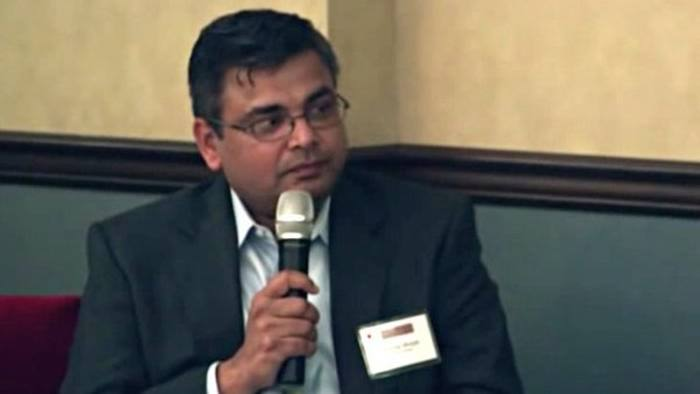 Youtube Grab Nirmal Mulye, Ph.D. is the Founder of Nostrum Pharmaceuticals