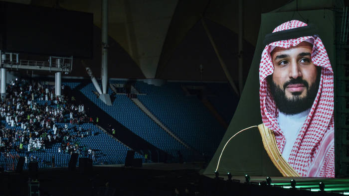 Saudi business feels 'pain' of the crown prince's reforms 2