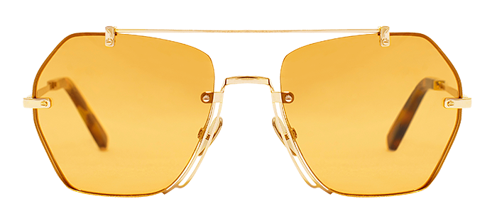 """388d04d63c """"Most people can pull off the aviator frame"""