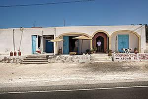 The Argan El Kheir Cooperative in Essaouira