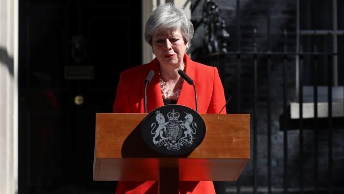 Theresa May helyére többen áhítoznak