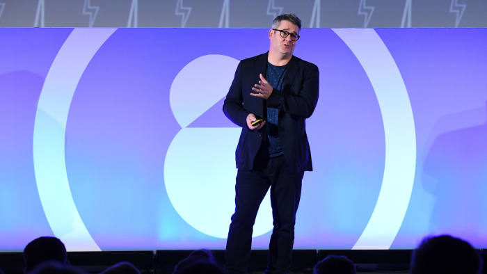 Mandatory Credit: Photo by AWEurope/Shutterstock (10157098aw) Mark Ritson The Marketing Academy Boot Camp, Impact Makers Stage, Advertising Week Europe, Picturehouse Central, London, UK - 21 Mar 2019 The Boot Camp will cover The Marketing Academy's 4 P's - People, Purpose, Professional, Personal. Learn the tricks of the trade to become an inspirational leader and change-maker. Leave as an exceptional marketer and an extraordinary human being!