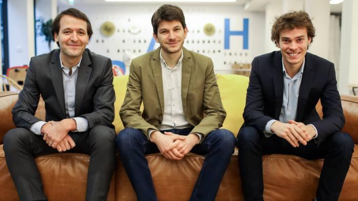 Digital health start-up Doctolib raises €150m at a €1bn+ valuation | Financial Times