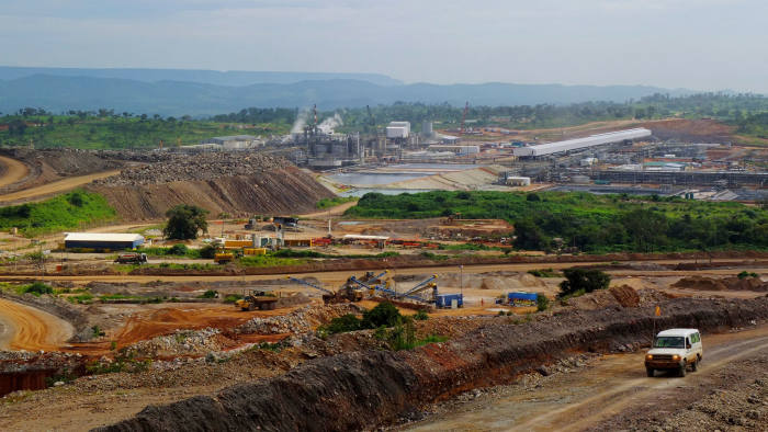 Albert Yuma reconfirmed as chairman of Congo state copper miner | Financial Times