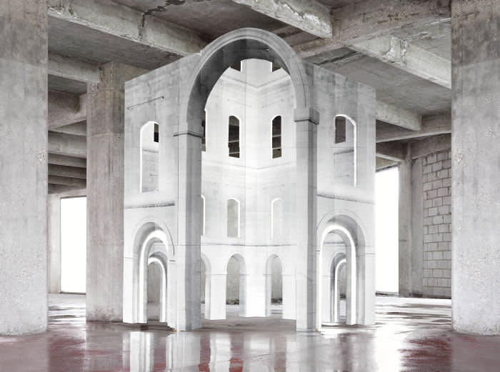Dreamworld: Noémie Goudal, 'In Search of The First Line III'
