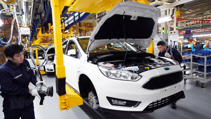 How does the US-China trade war hurt carmakers? | Financial Times