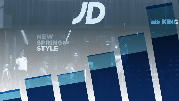 4139f9a6b How JD Sports won the UK  athleisure  race