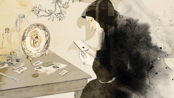 Illustration by Dóra Kisteleki