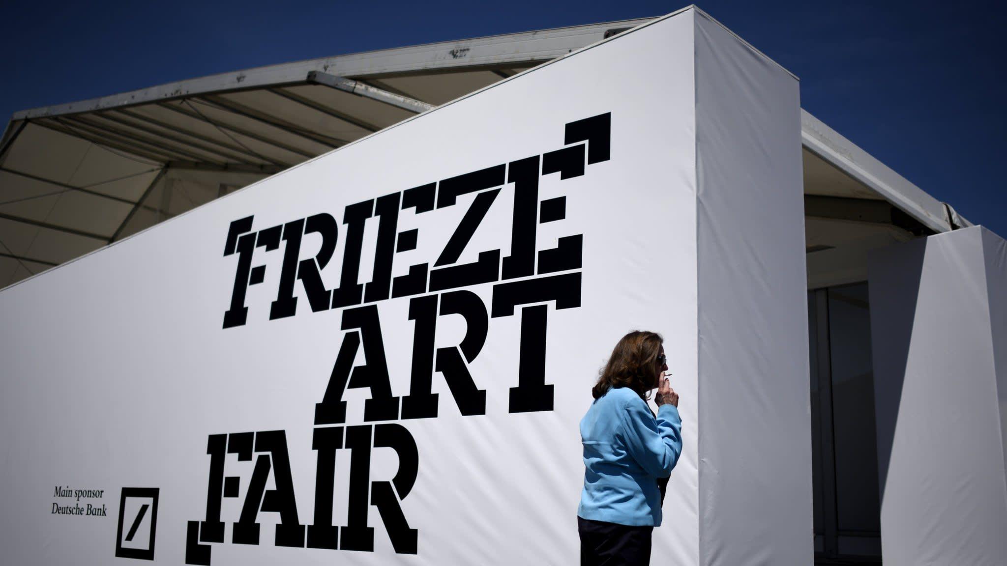 Frieze art fair to open in Los Angeles | Financial Times