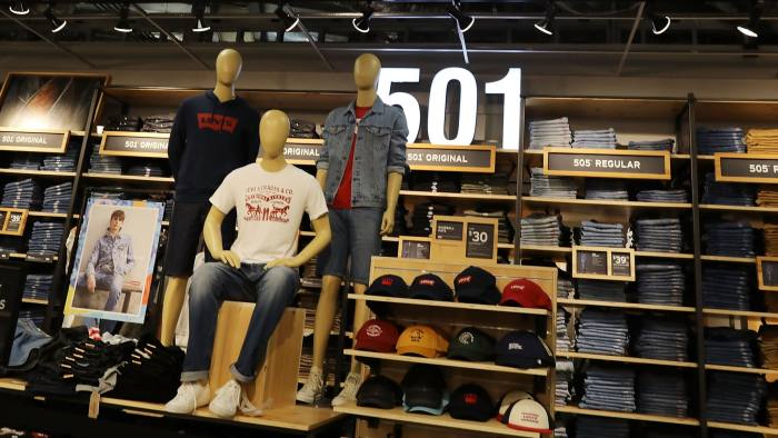869a0c895d Jeans maker Levi Strauss sets out pitch to investors