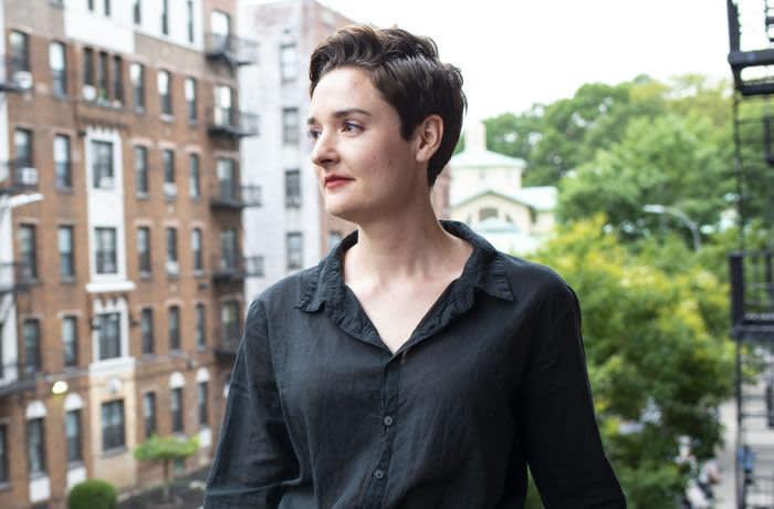 Big Read - Allison Harbin photographed at home on September 5th 2019