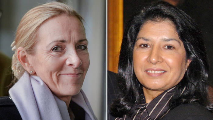 Rona Fairhead and Zahida Manzoor quit government | Financial Times