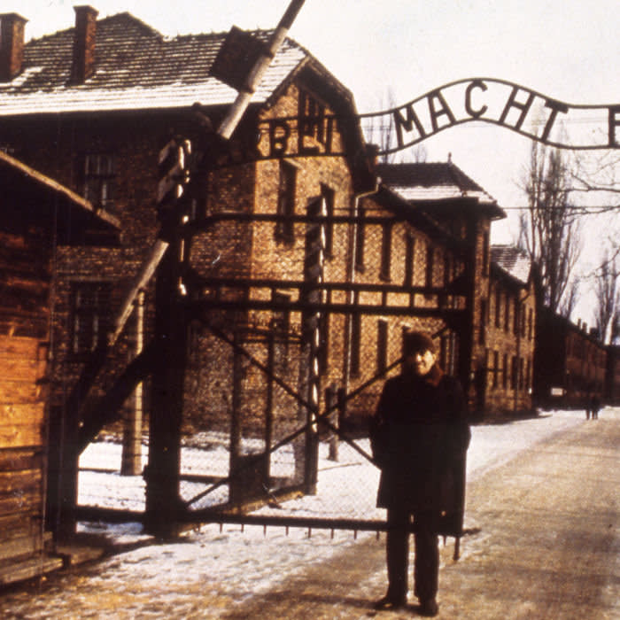 Auschwitz concentration camp, Konzentrationslager a network of German Nazi concentration camps and extermination camps built and operated by the Third Reich in Polish areas annexed by Nazi Germany during World War II. (Photo by: SeM/Universal Images Group via Getty Images)