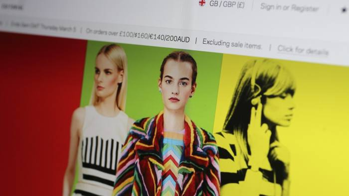 de2f40c2e36 London-based online retailer Farfetch eyes US public offering ...