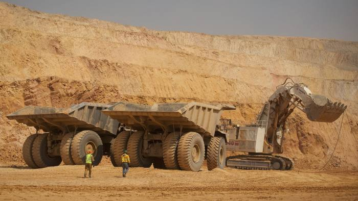 Katanga Mining, a unit of Glencore, said the amount of uranium had exceeded the limit allowed to truck cobalt out of the DRC to the port