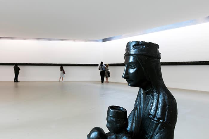 Theaster Gates's 'Black Madonna' at Kunstmuseum Basel