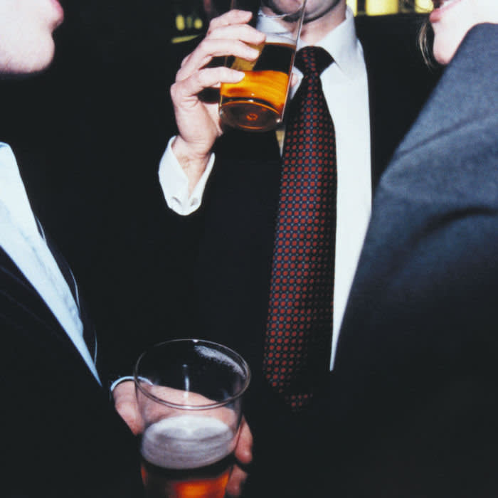 Catch up on the day's debates in The Strangers' Bar but expect to be overheard
