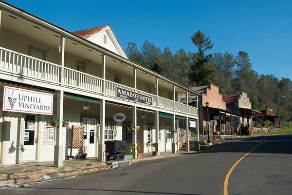 The Old Highway, Amador City