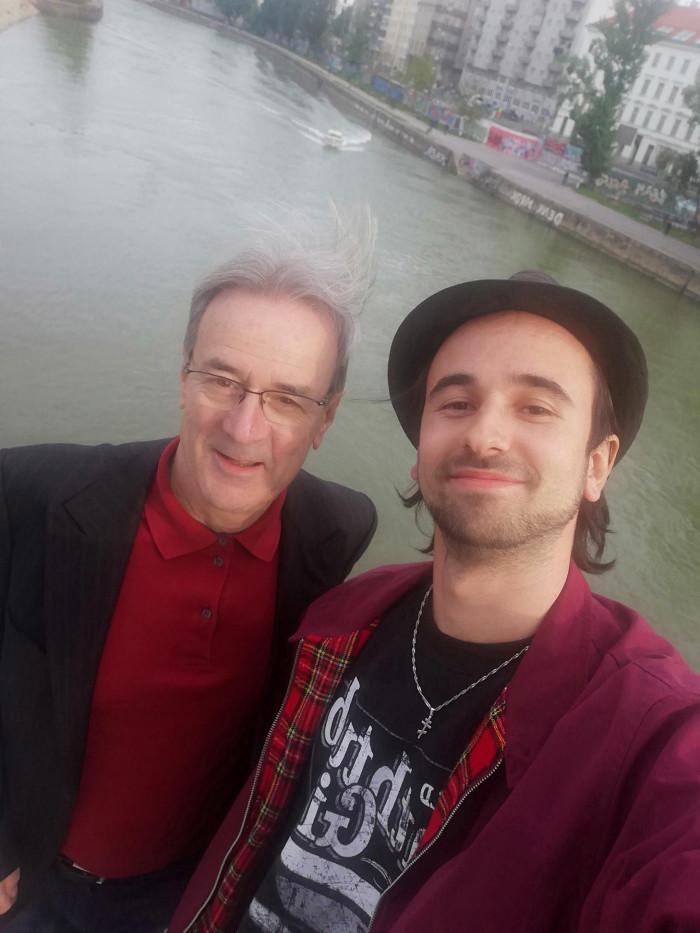 europetalks  Richard Hunt and Marko Queh