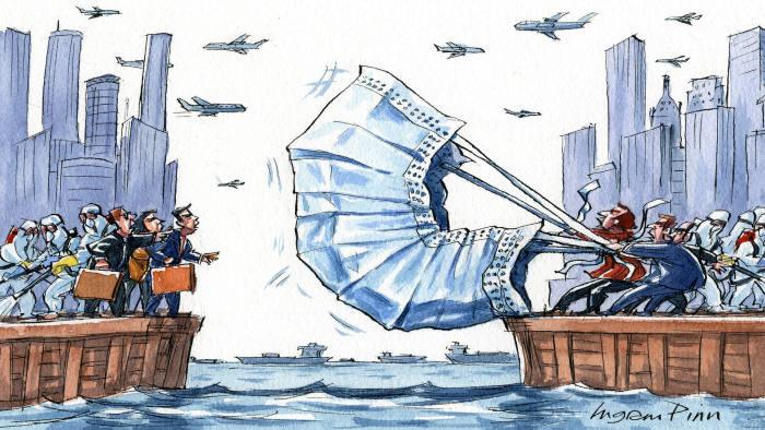 web_Coronovirus economic drawbridge