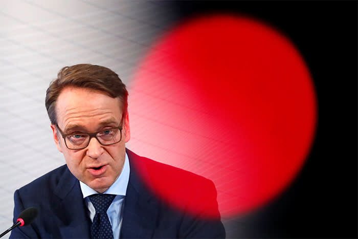 Jens Weidmann, Bundesbank head