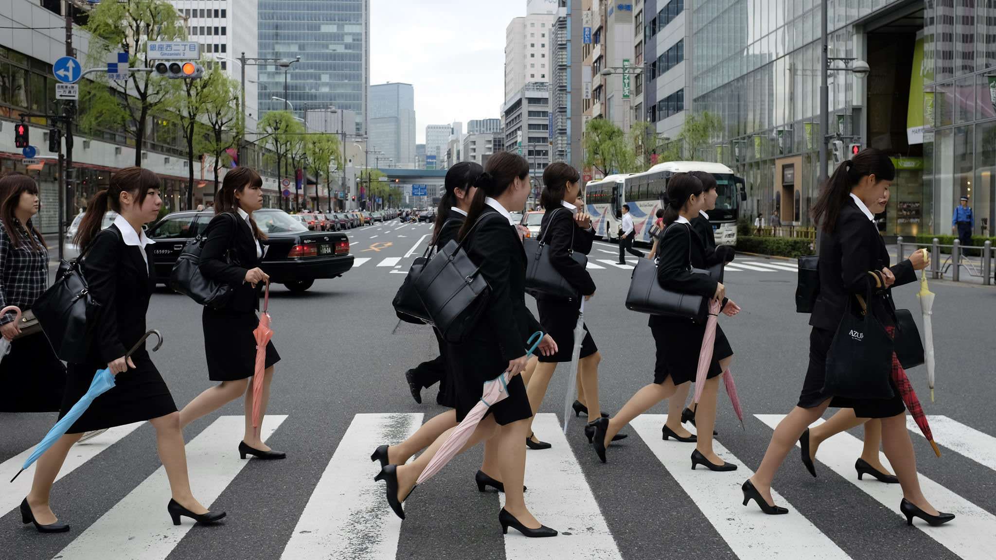 Why gender diversity matters for Japan's economy | Financial Times