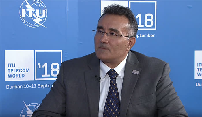 Bilel Jamoussi, head of the ITU's study groups, which ratify technical standards. 'Twenty years ago it was Europe and North America that were dominating the products, solutions and standards development, now we have a swing to the east'