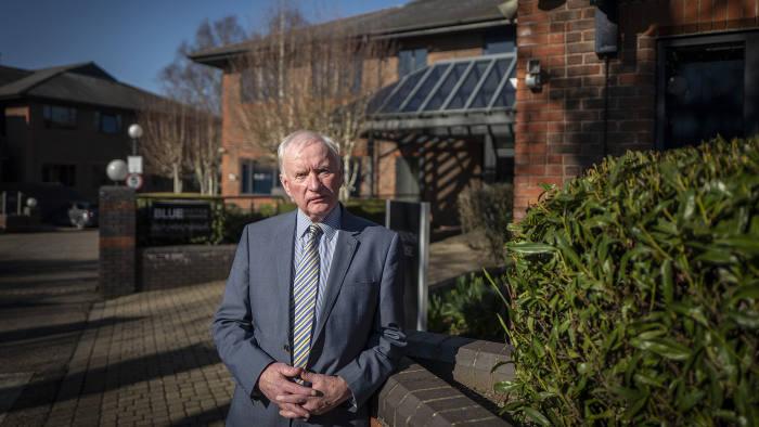 Bob Jones: bank service is good but 'we just do it better'