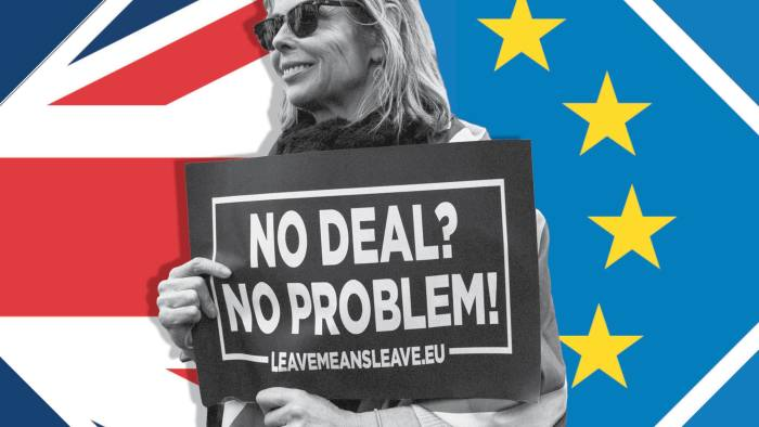 No-deal Brexit would mean £30bn hit to UK economy, warns watchdog | Financial Times