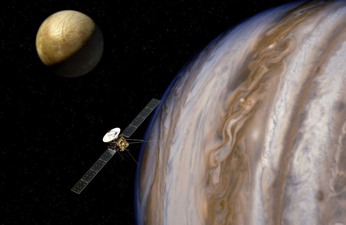 JUipter ICy moons Explorer credit ESA