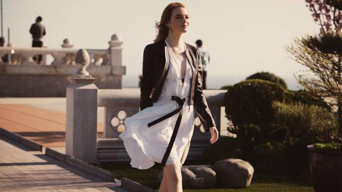 74df80e5cb9 Emma Stone in Louis Vuitton s advertisement for  Attrape-Rêves  © Ward Ivan  Rafik